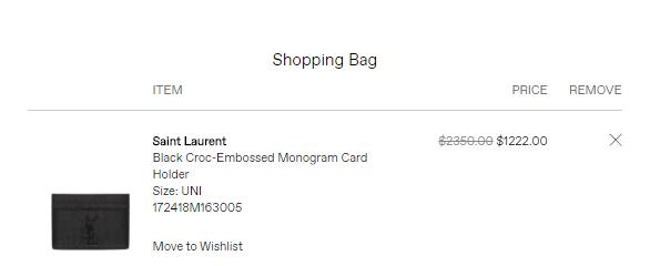 送禮精選,加拿大名牌網站SSENSE超過4折大減價,8大激抵超有品味男士銀包卡套推介