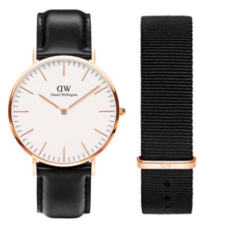 人氣手錶之選,英國網購DW手錶75折優惠,最平HK$491 起