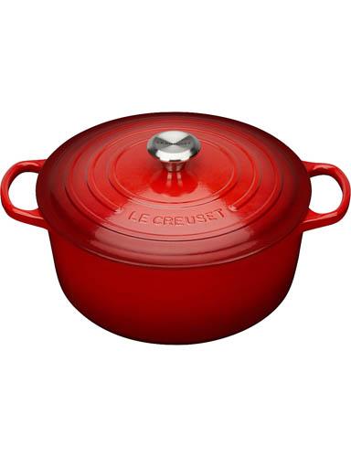 英國網購廚具品牌Le Creuset低至香港價錢31折,LC琺瑯鑄鐵鍋HK$1,270起