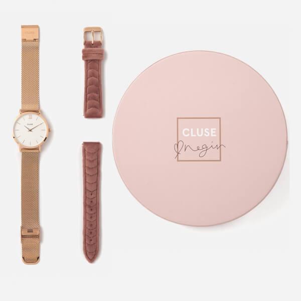 熱爆全球,荷蘭Cluse 限量手錶禮盒套裝8折優惠,折完HK$816+免費寄香港/澳門