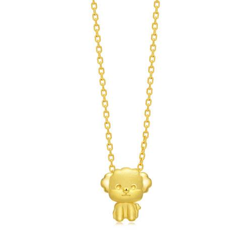 周生生網上尊享低至88折優惠,黃金耳環低至$327,黃金頸鍊$461起,黃金戒指$800起,免費寄香港