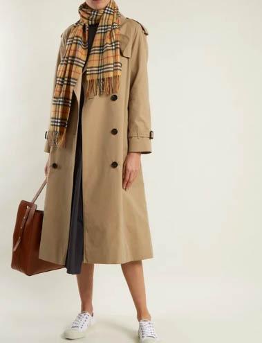 最新大熱款~Burberry復古格紋頸巾、手袋網購低至香港69折+寄香港/澳門