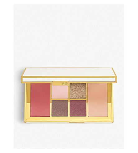Soleil Eye and Cheek Palette feb22