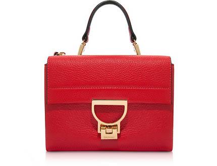 誠意推介,意大利Coccinelle手袋限時8折優惠,輕奢華風、勁多色