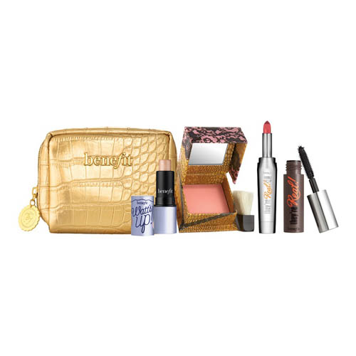 必搶限量版套裝,Benefit Cosmetic全線9折優惠,限量套裝抵至總值41折