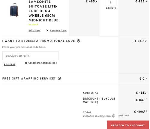 超抵入手機會,美國Samsonite獨家優惠,網購低至香港價錢34折+直寄香港