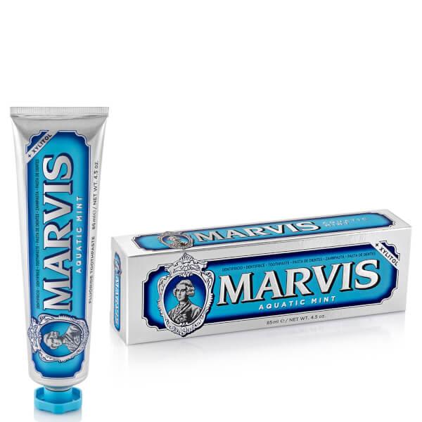 頂級牙膏品牌,網購意大利Marvis牙膏75折優惠,低至HK$61起+免運費
