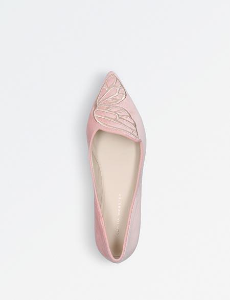 抵呀,英國Sophia Webster 平底鞋低至香港價錢 7 折+直寄香港/澳門