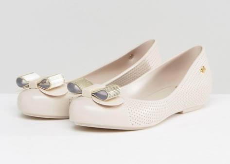 ASOS低至4折減價,Melissa副牌ZAXY平底鞋低至HK5+免運費