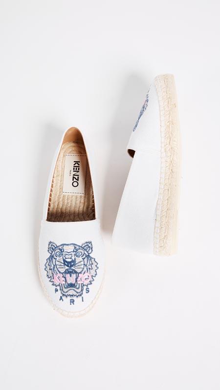 趁平入手早春系列,潮牌Kenzo 手袋鞋款75折起優惠+免運費寄香港