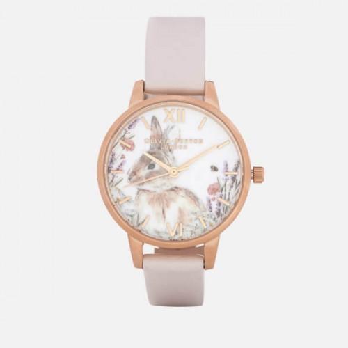 網購Olivia Burton手錶78折優惠,多款手錶低至HK$579起+免運費