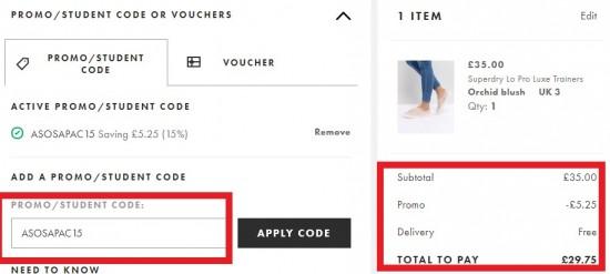 ASOS全網正價85折優惠, 最新款Superdry抵買推介,超多男女裝