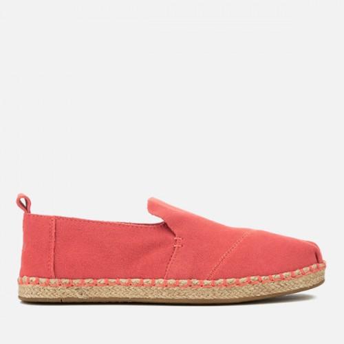 夏日新款,網購TOMS懶人鞋優惠75折,低至HK1起
